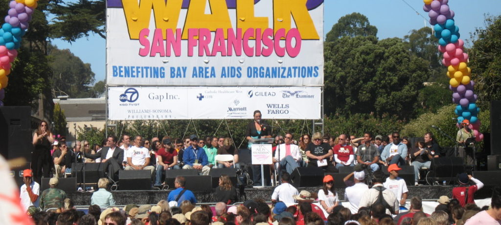 Team Cannabis One of the Top Fundraisers for SF AIDS Walk