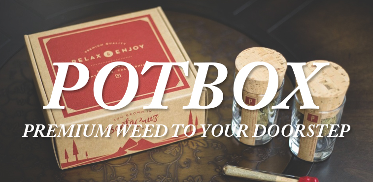 Potbox Will Deliver High-Grade Weed to Your Door, Monthly