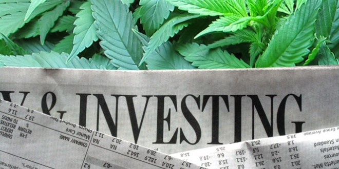Bold enough to invest in cannabis? Here are some of your options