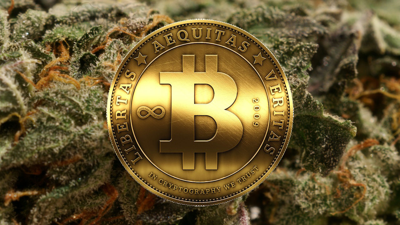 Cannabis and Bitcoin: A Perfect Match?
