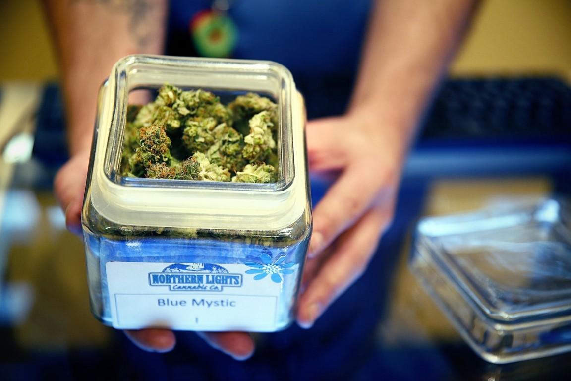Berkeley Will Make Marijuana Dispensaries Provide Free Weed to Low-Income Patients