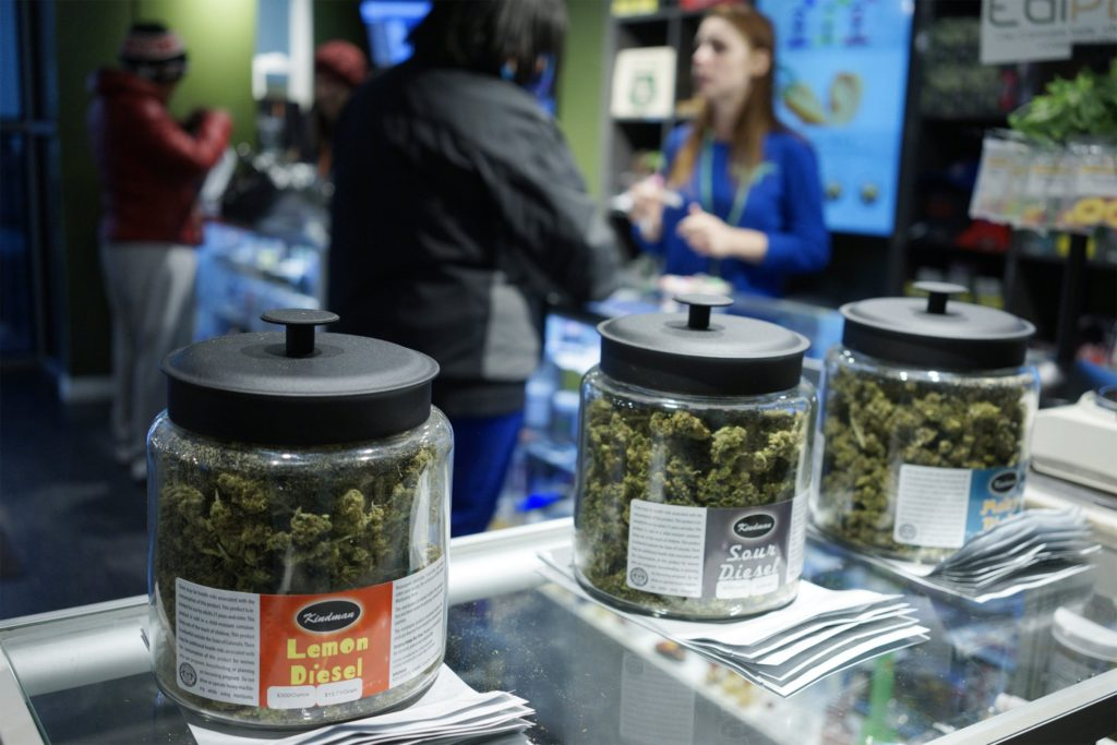 San Francisco Strikes Deal on Where Recreational Pot Can Be Sold