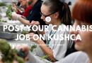 Post Your Cannabis Job on KushCA!