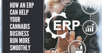 How an ERP Can Help Your Cannabis Business Run More Smoothly