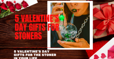 5 Valentine's Day Gifts for the Stoner in Your Life