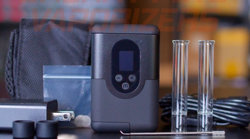 Arizer Go (ArGo) Vaporizer review