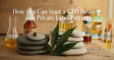 How you Can Start a CBD Business as a Private Label Partner