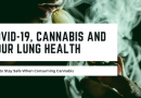 Covid-19, Cannabis and Your Lung Health