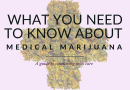 What You Need to Know About Medical Marijuana