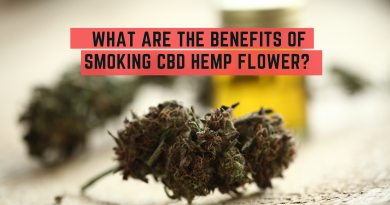 What are the Benefits of Smoking Hemp Flower?